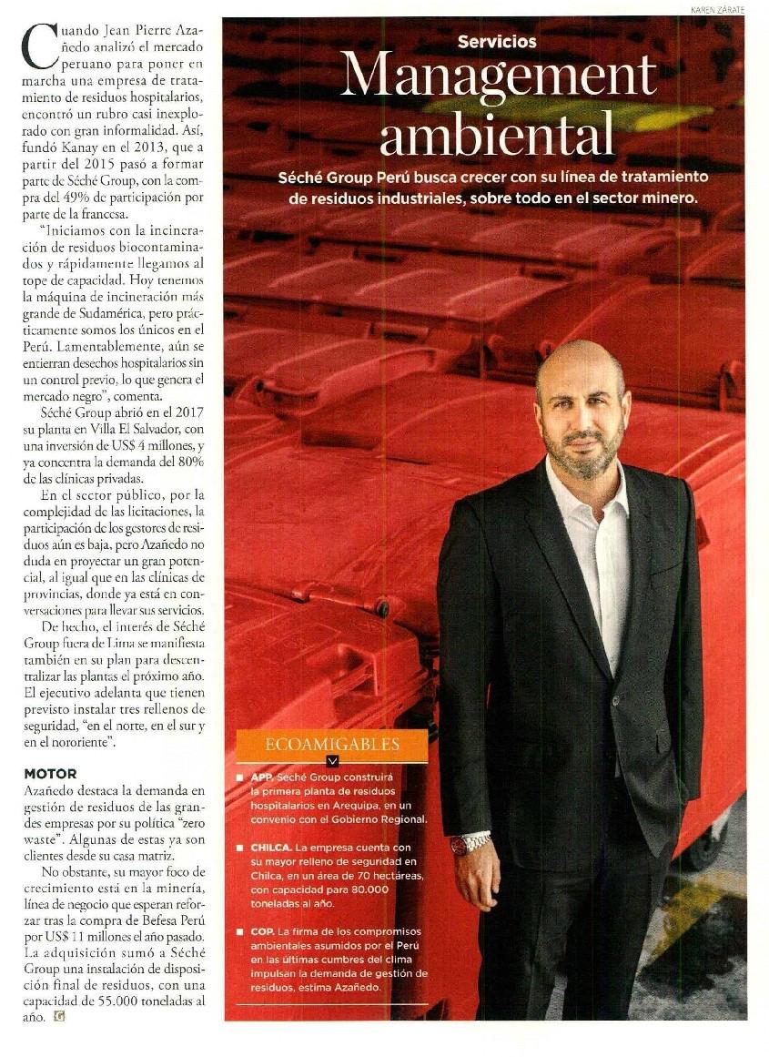 Management Ambiental   Revista G de Gestión