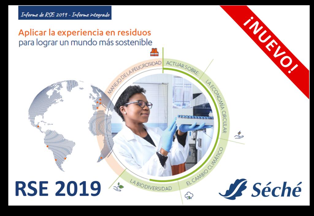 Reporte de Responsabilidad Social 2019 - Séché Group